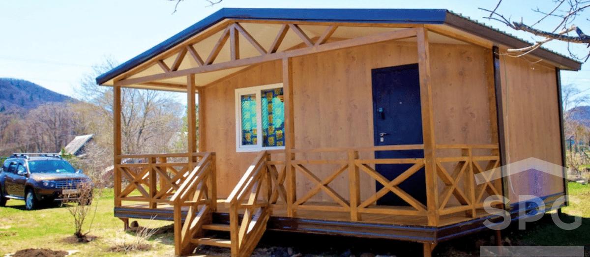 Садовый домик 6х5